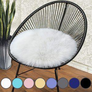 Sheepskin Chair Cover